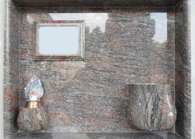 Lastra singola Granito Kinawa