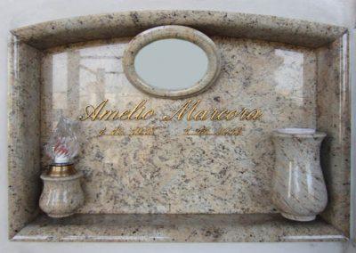 Lastra singola Granito Ivory Brown Accessori granito