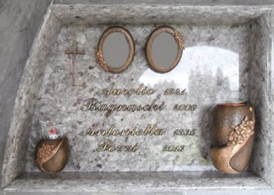 Lastra singola Granito Moon White Vezzani Collezione Uffizi W