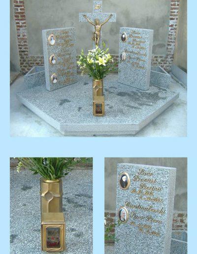 Sacconago croce centrale granito Serizzo Antigorio