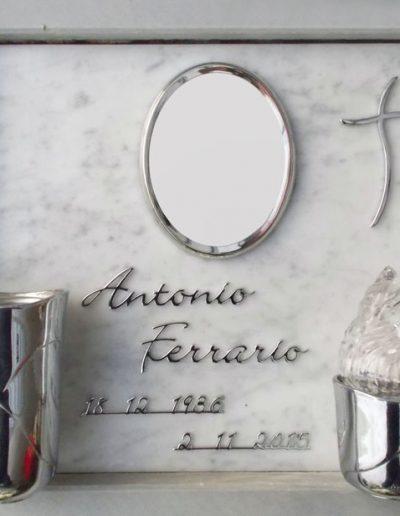 FF-6100-Lastrina-singola-marmo-Bianco-Carrara-Bertolotti-Serie-Aurora-Acciaio-inox