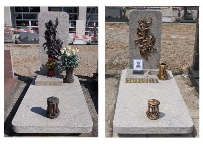 Monumento granito