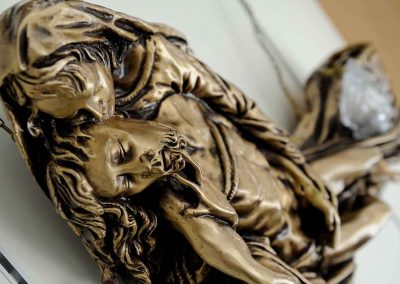 Arte scultorea bronzea